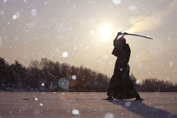 جنگجوی سامورایی